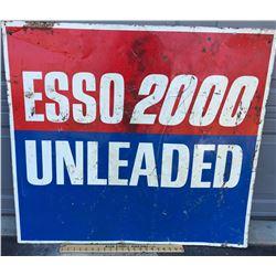 ESSO 2000 SST SIGN