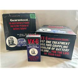 GR OF 2, VX-6 DISPLAY BOXES - FULL