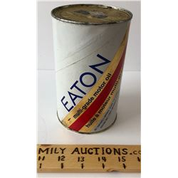 EATON MOTOR OIL WRAP TIN