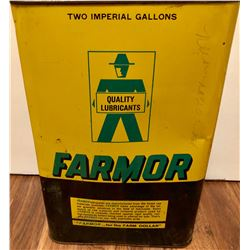 FARMOR 2 GAL LUBRICANT CAN