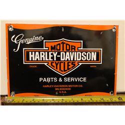 HARLEY-DAVIDSON SSP SIGN