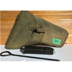 BROWNING HIGH POWER CANVAS CASE