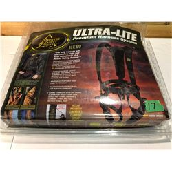 HUNTER SAFETY SYSTEM, ULTRA-LITE HARNESS - 2X LARGE