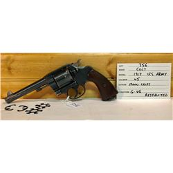COLT, 1917 US ARMY, .45