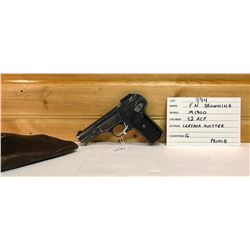 FN BROWNING, MODEL M 1900, .32 ACP