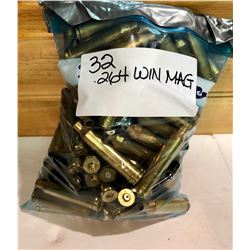 BRASS:  BAG OF .264 WIN MAG