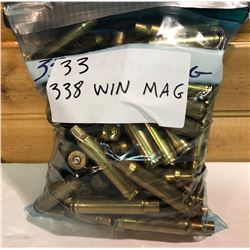 BRASS:  BAG OF .338 WIN MAG