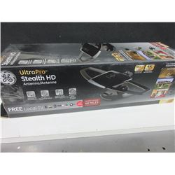 New GE Ultra Pro Stealth HD Antenna full HD 1080P 4K Ultra HD/ free local TV