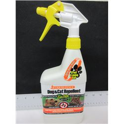 New Liquid Fence Dog & Cat Repellent ECO Safe stop bad habits like
