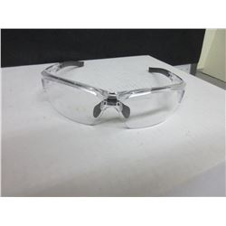 5 New Pairs Clear Safety Glasses