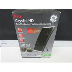 New GE Pro Crystal HD Amplified Antenna fullHD 1080p 4K Ultra HD