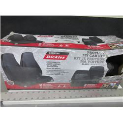 Dickies universal fit Seat Covers & 2 Floor Mats