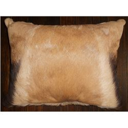 African Hide Pillow