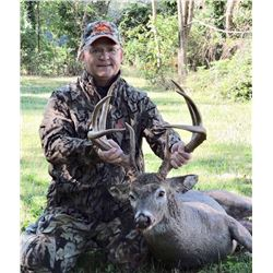 Maryland Eastern Shore 2-for-1 Whitetail Deer Hunt
