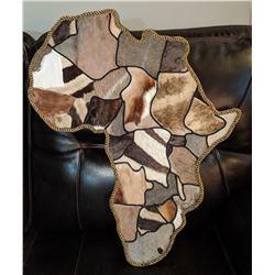 Africa Hide Map