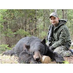 New Brunswick 2-for-1 Black Bear Hunt