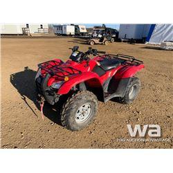 2008 HONDA 420 ATV
