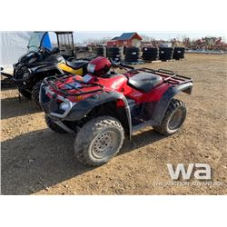 2006 HONDA 500 FOREMAN ATV