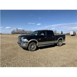 2010 DODGE 2500 CREW CAB PICKUP
