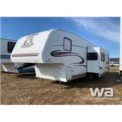 2004 PROWLER 5TH WHEEL TRAVEL TRAILER