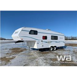 2000 FRONTIER 5TH WHEEL TRAVEL TRAILER