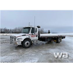 2007 FREIGHTLINER M2-106 S/A ROLL BACK DECK TRUCK