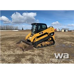 2011 CATERPILLAR 279C MULTI-TERRAIN LOADER
