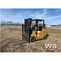 1999 CAT GC40K FORKLIFT #2