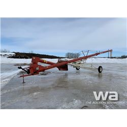 "FARM KING 10"" X 50 FT. SWING AUGER"
