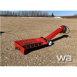 "WHEATHEART 10"" HYD. TRANSFER AUGER"