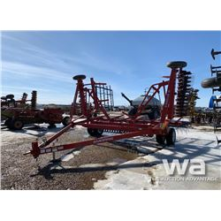 MORRIS RANGLER III HARROW PACKER