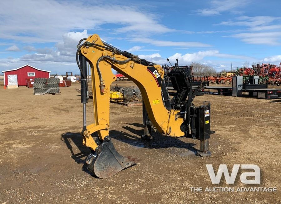 CATERPILLAR BH160 BACKHOE ATTACHMENT