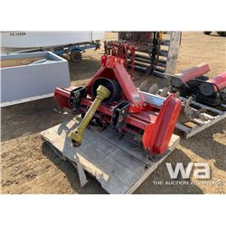 "FARM KING 48"" 3 PT. ROTOTILLER"