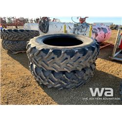 (2) 20.8-42 TRACTOR TIRES