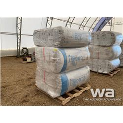 "(3) BUNDLES R12 16"" & 24"" INSULATION"
