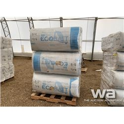 "(3) BUNDLES R12 24"" INSULATION"