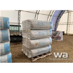 "(4) BUNDLES R12 16"" INSULATION"