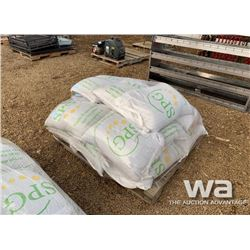 (15) 60LB BAGS OF SEED