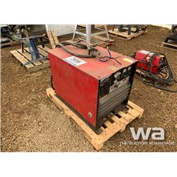 LINCOLN IDEALARC 400 WELDER
