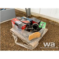 PLASMA CUTTER, BATTERY CHARGER, MILLER WELDER
