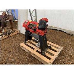 5012 METAL CUTTING BAND SAW