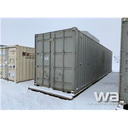 1997 8 X 40 FT. SKIDDED SHIPPING CONTAINER