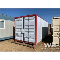2006 8 X 20 FT. SHIPPING CONTAINER