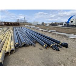 "8"", 3"" INSULATED PIPE"