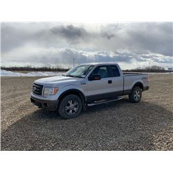 2009 FORD F150 E-CAB PICKUP