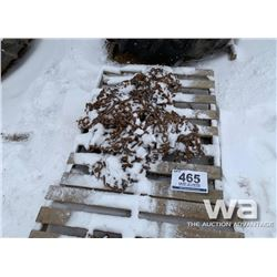 PALLET OF 20.5X25 LOADER CHAINS