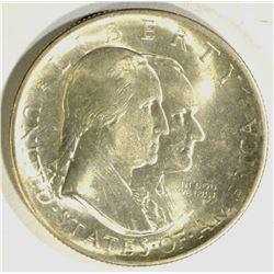 1926 SESQUICENTENNIAL COMMEM HALF DOLLAR, GEM BU