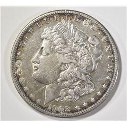 1903-S MORGAN DOLLAR AU