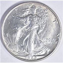 1920 WALKING LIBERTY HALF DOLLAR CU BU+