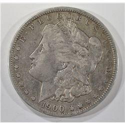 1900-O/CC MORGAN DOLLAR VF+